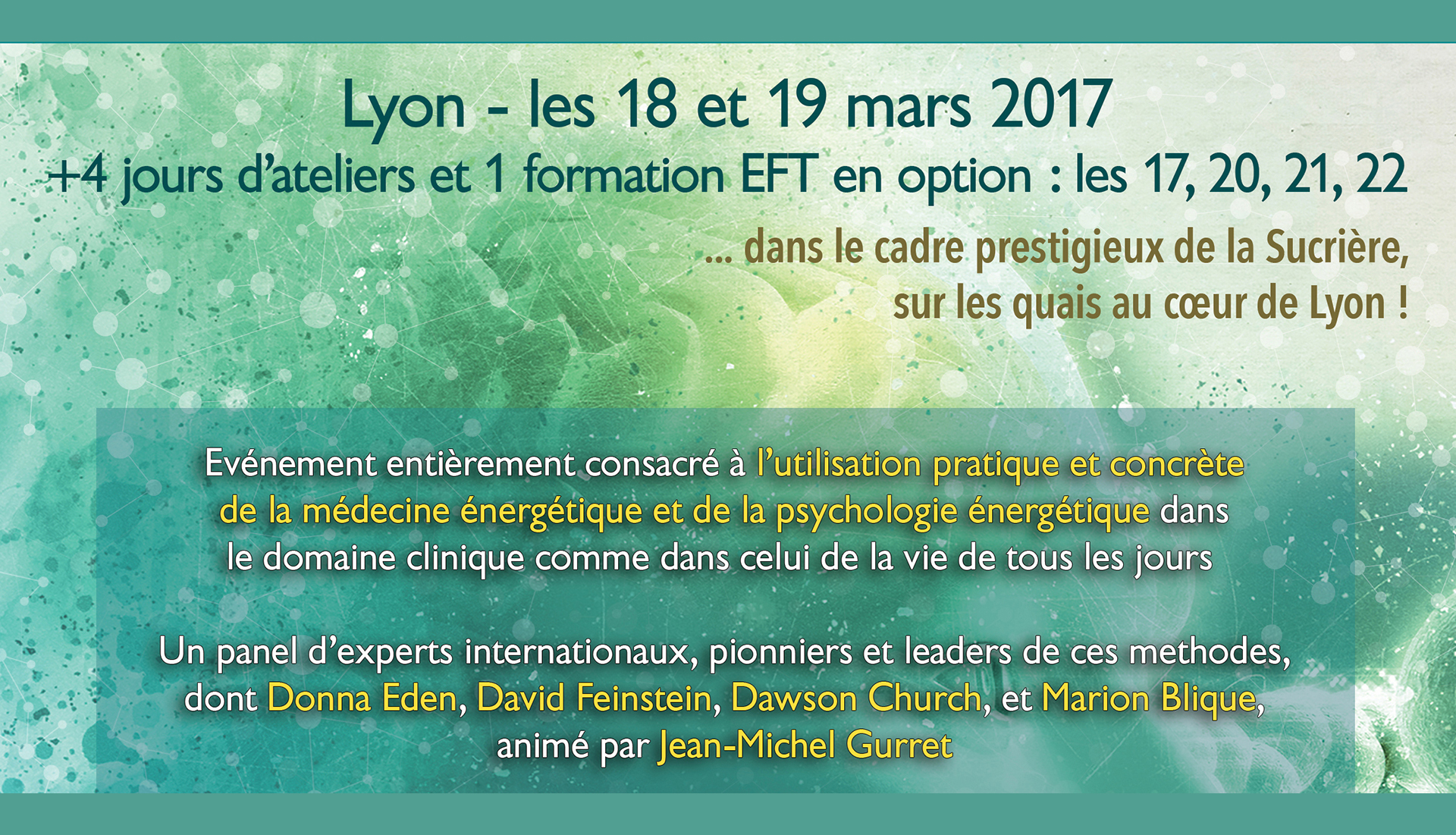 congres francais de psychologie energetique