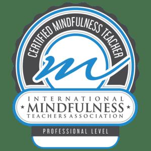 IMTA certification mindfulness (pleine conscience) Liz Libbrecht