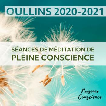 Oullins – Séances de méditation de pleine conscience, année 2020-21