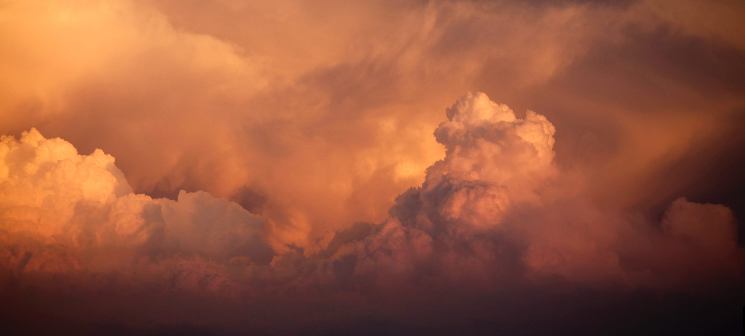Et quand les nuages semblent remplir tout le ciel ? Deuxième partie