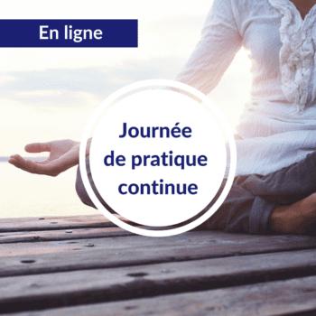 Journée de pratique continue – En ligne – 2021