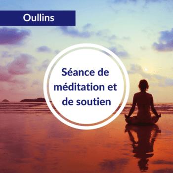 Séance de méditation et de soutien à la pratique – Automne 2021 – Oullins