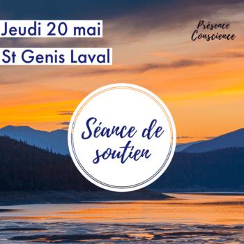 Séance de soutien – Jeudi 20 mai 2021, St Genis Laval