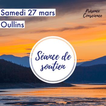 Séance de soutien – Samedi 27 mars 2021, Oullins