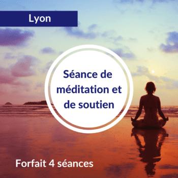 Séance de méditation et de soutien à la pratique – Automne 2021 – Lyon – Forfait 4 séances